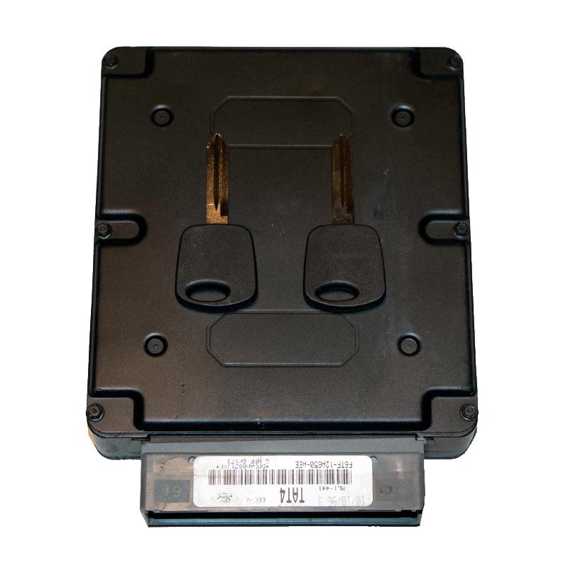 2003 Ford Explorer 3.0L PCM ECM Engine Computer with Keys