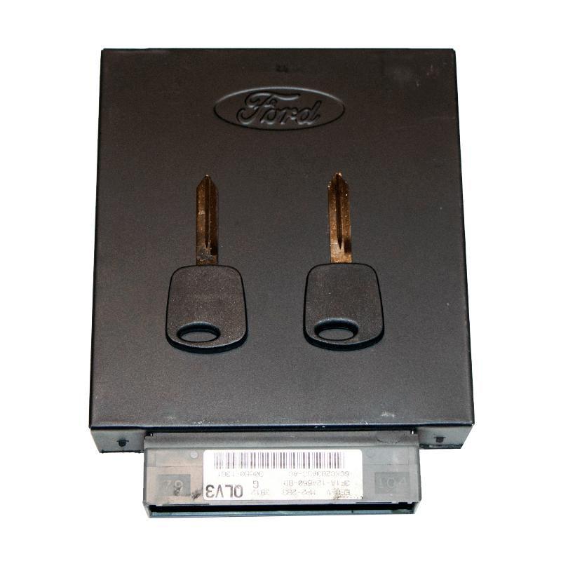 2004 Ford Freestar PCM ECM Engine Computer with Keys